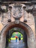 堡垒圣地亚哥 免版税库存图片