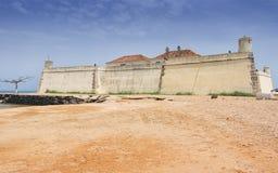 堡垒圣地塞巴斯蒂昂,圣多美和普林西比,非洲 库存照片