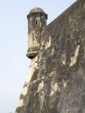 堡垒在加勒 免版税库存照片