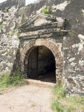 堡垒在加勒 免版税图库摄影