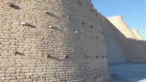 堡垒在布哈拉 影视素材