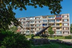 堡垒在拉脱维亚 图库摄影