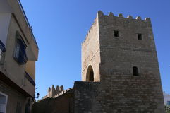 堡垒在苏斯 免版税库存图片