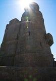 堡垒在阳光下 库存图片