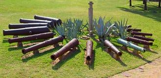 堡垒在马普托,莫桑比克 图库摄影