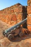 堡垒在马普托,莫桑比克 免版税图库摄影