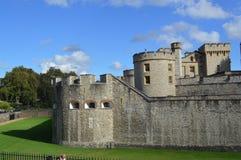堡垒城堡 库存照片