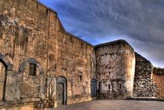 堡垒堡垒符拉迪沃斯托克 免版税库存图片