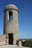 堡垒塔楼 免版税库存图片