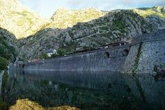 堡垒墙壁 免版税图库摄影