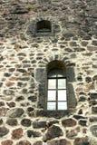 堡垒奥拉夫・彼得斯堡圣徒viborg视窗 免版税库存照片