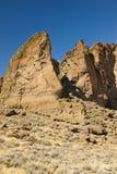 堡垒岩石国家公园 免版税库存照片