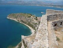 堡垒希腊 免版税库存照片