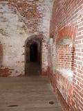 堡垒梅肯 库存图片