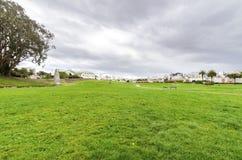 堡垒泥工伟大的草甸,旧金山 免版税库存照片