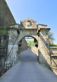 堡垒潘普洛纳 免版税库存照片