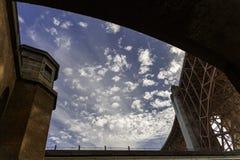 堡垒点在旧金山 图库摄影