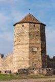 堡垒的塔 图库摄影