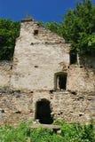 堡垒老塔 免版税图库摄影