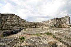 堡垒老希腊 库存图片