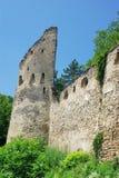 堡垒老废墟 免版税库存图片