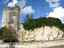 堡垒老废墟 库存图片