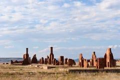 堡垒联合国家历史文物 免版税库存照片