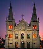 堡垒高知圣克鲁斯大教堂大教堂,高知 库存照片