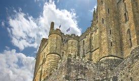 堡垒墙壁 免版税库存图片