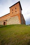 堡垒(利达) 库存图片