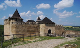 堡垒 库存图片