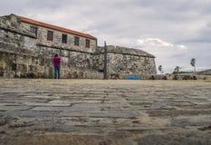 堡垒 库存照片