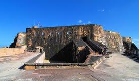 堡垒del费莉佩 库存照片