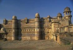 堡垒gwalior 图库摄影
