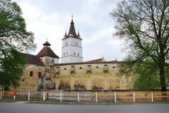 堡垒harman罗马尼亚 免版税图库摄影
