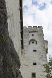 堡垒Hohensalzburg在萨尔茨堡,奥地利 免版税库存图片