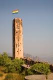 堡垒jaigarh斋浦尔 库存照片