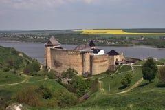 堡垒khotyn 库存图片