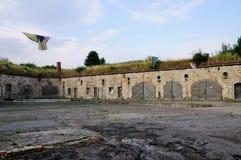 堡垒klodzko 图库摄影
