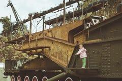 堡垒Krasnaya戈尔卡,俄罗斯 免版税图库摄影