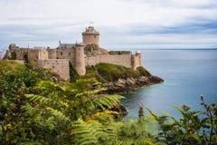 堡垒la拿铁城堡 免版税库存照片
