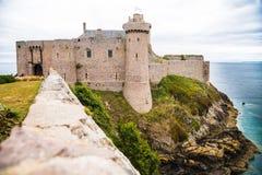 堡垒la拿铁城堡 免版税图库摄影