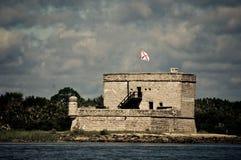 堡垒Matanzas 库存照片