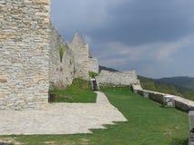 堡垒medvednica 库存照片