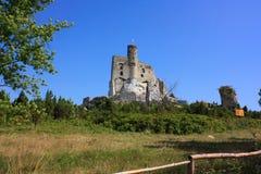 堡垒Mirow 免版税库存图片