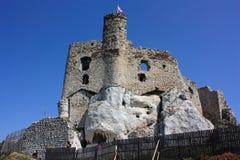 堡垒Mirow 图库摄影