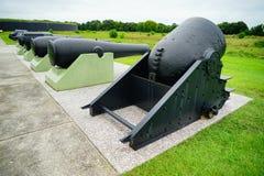 堡垒Moultrie在查尔斯顿,南卡罗来纳 免版税库存图片