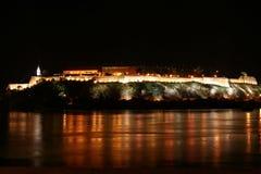 堡垒petrovaradin 库存图片