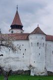 堡垒prejmer罗马尼亚 免版税库存照片