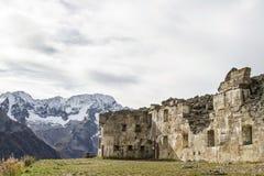 堡垒Saccarana 免版税图库摄影